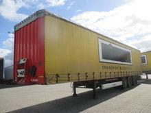 2009 KRONE tilt semi-trailer