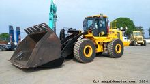 2010 JCB 456 wheel loader