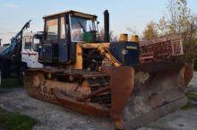 1996 HANOMAG D600 bulldozer
