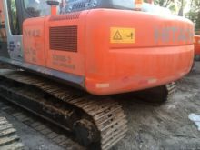 2014 HITACHI ZAXIS 210 tracked
