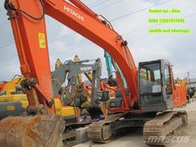 2013 HITACHI ZX200-6 tracked ex