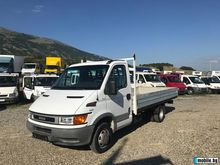 2002 IVECO Daily 35C11 flatbed