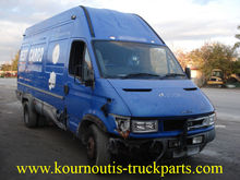 2002 IVECO Daily closed box van