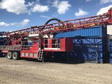 FAILING 2500 drilling rig