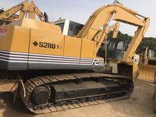 2011 SUMITOMO S280F2 tracked ex