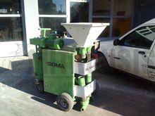 GKANΆIT SIGMA concrete mixer