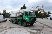 1999 LIEBHERR on chassis MERCED