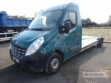 2012 RENAULT MASTER tow truck