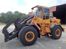 1998 LJUNGBY L14 wheel loader