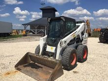 2012 BOBCAT S650 wheel loader