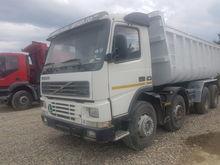 2002 VOLVO Fh12 dump truck