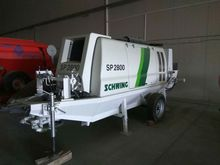 2014 SCHWING SP 2800 stationary