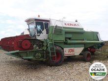 1986 CLAAS Dominator 106 combin