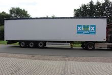 2013 KRAKER tipper semi-trailer