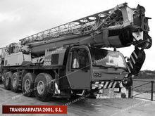 2001 PPM ATT 900 mobile crane