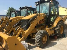 2015 CATERPILLAR backhoe loader