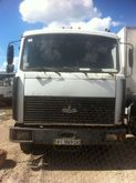 MAZ 5336 isothermal truck