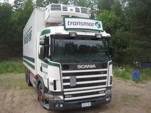 2003 SCANIA R124 THERMOKING ref