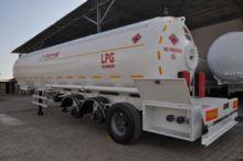 2017 DOĞUMAK LPG 36M3 gas tank