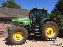 2000 JOHN DEERE 7710 wheel trac