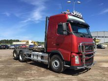 2007 VOLVO FH 480 hook lift
