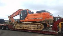 Used 2008 DOOSAN DX3