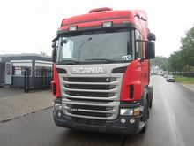 2011 SCANIA G420 (MANUEL GEARBO