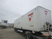 2011 KRONE BOX - HUCKEPACK - CX