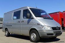 2005 MERCEDES-BENZ combi van