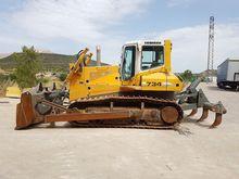 2007 LIEBHERR PR734 XL bulldoze