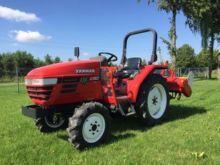 YANMAR AF 250 mini tractor