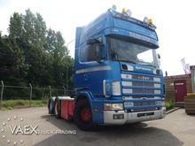 Used 2000 SCANIA 164
