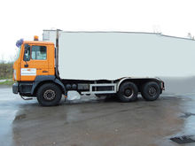 Used Chassis truck i