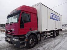 2002 IVECO 400hp, manual gear,