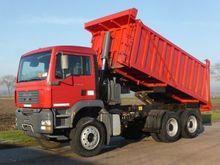2009 MAN dump truck