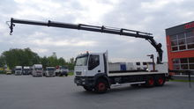 2006 IVECO TRACCER 380 6x4 HDS