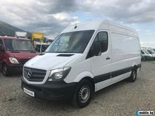 2014 MERCEDES-BENZ Sprinter 313