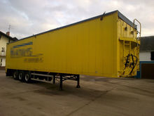 2007 REISCH tipper semi-trailer