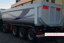 DONAT TIPPER SEMI- TRAILER tipp