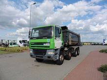 2005 DAF 85 CF 430 dump truck