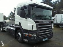 SCANIA P chassis truck
