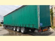 Used LECI TRAILER D-