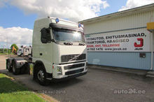 2008 VOLVO FH13 440 324kW chass