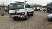 2003 MERCEDES-BENZ 1223 glass t