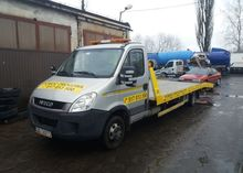 2007 IVECO 50c18 tow truck