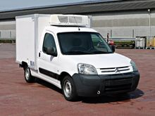 2007 CITROEN BERLINGO 1.9D KUHL