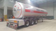 2017 DOĞUMAK LPG TR gas tank tr