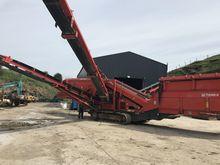 2012 FINLAY 694+ crushing plant