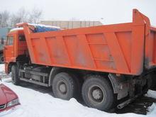 2008 KAMAZ 6520 dump truck