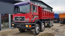 1995 MAN 35.372 Meiller tipper